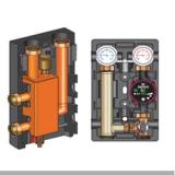 Дополнительные компоненты системы отопления