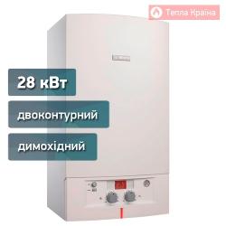 Газовий котел Bosch Gaz 3000 W ZW 28-2KE 28 кВт
