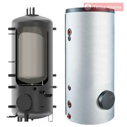 Акумулююча ємність із вбудованим бойлером Drazice NADO 500 v1 140 без ізоляції