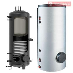 Акумулююча ємність із вбудованим бойлером Drazice NADO 500/140 v2 без ізоляції