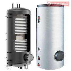 Акумулююча ємність із вбудованим бойлером Drazice NADO 500/100 v3 без ізоляції