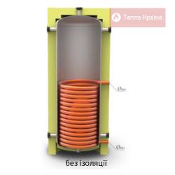 Акумулююча ємність KHT EA-01-500-X/Y без ізоляції