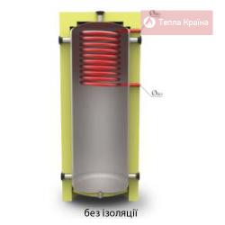 Акумулююча ємність KHT EA-10-500-X/Y без ізоляції
