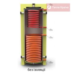 Акумулююча ємність KHT EA-11-500-X/Y без ізоляції