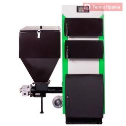 Твердопаливний автоматичний котел MCE V2 DUO SP 18..50 кВт