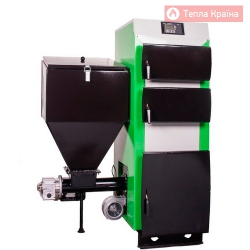 Твердопаливний автоматичний котел MCE V2 DUO 18..50 кВт