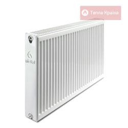 Сталевий панельний радіатор AIRFEL 22 тип 500x800 бокове підключення