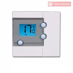Провідний електронний терморегулятор Salus RT300, добовий