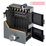 Твердопаливний чавунний котел Gorenje ECO HEAT CA з електронною панеллю 34..70 кВт
