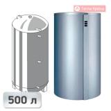 Акумуляційна ємність Bosch BST 500/80-5 SrE 500 л