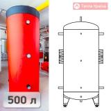 Буферна ємність ClimTek А 500 500 л