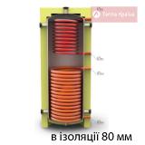 Акумулююча ємність KHT EA-11-750-X/Y в ізоляції 80 мм