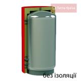 Акумулююча ємність KHT EAM-00-350 без ізоляції
