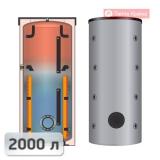 Аккумулирующая емкость Meibes SPSX (-F) 2000 л