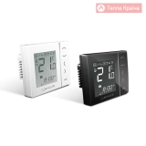Кімнатний термостат Salus VS10, білий/чорний