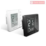Цифровий термостат з функцією NSB Salus VS30, білий/чорний